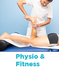 Physiotherapie & Fitness